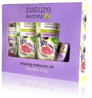 Nature Secrets Relaxing Manicure Set