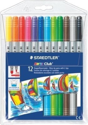 Staedtler Noris Club Duo Sketch Pens