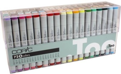 Copic Professional Permanent Alcohol Dye Based Marker