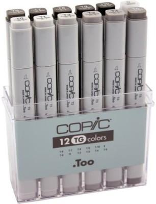 Copic Professional Toner Grey Permanent Alcohol Dye Based Marker