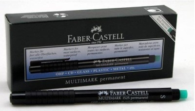 Faber-Castell Multimark S Permanent Permanent Marker