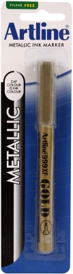 Artline Resin Tip Metallic Marker