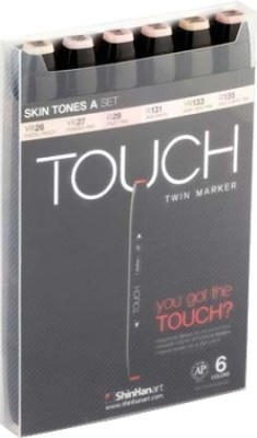 Shinhan Touch Non Permanent Markers