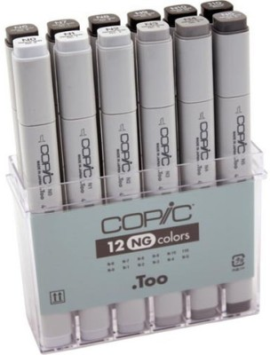 Copic Professional Neutral Grey Permanent Alcohol Dye Based Marker