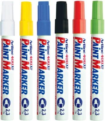 Artline 400XF Bullet Tip Paint Markers