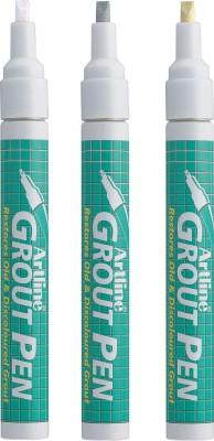 Artline Combo Chisel tip Dye Stuff Grout Markers