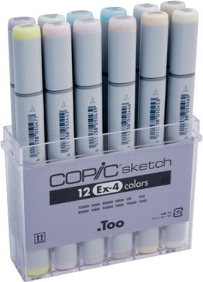 Copic Professional EX Permanent Alcohol Dye Based Marker