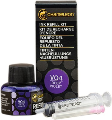 Chameleonuk CT9011 25 ml Marker Refill(Blue)