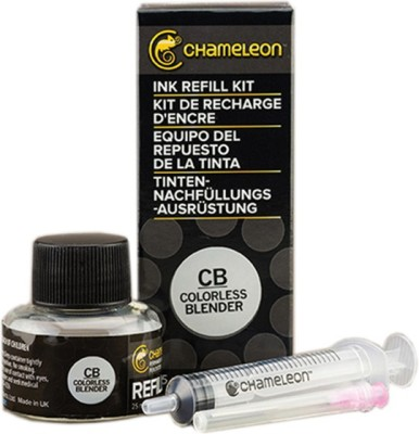 Chameleonuk CT9021 25 ml Marker Refill(Clear)