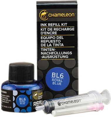 Chameleonuk CT9008 25 ml Marker Refill(Blue)