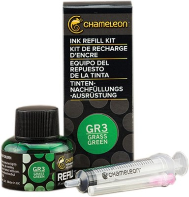 Chameleonuk CT9006 25 ml Marker Refill(Green)