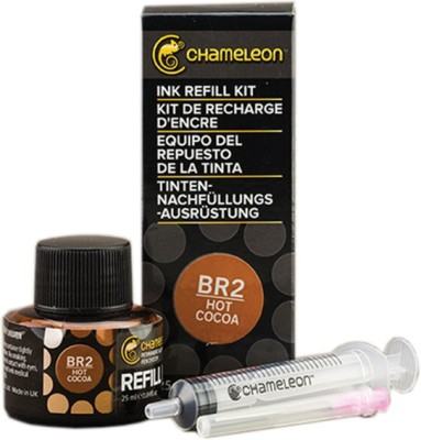 Chameleonuk CT9015 25 ml Marker Refill(Brown)