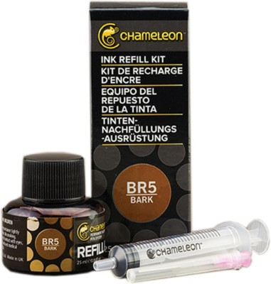 Chameleonuk CT9014 25 ml Marker Refill(Brown)
