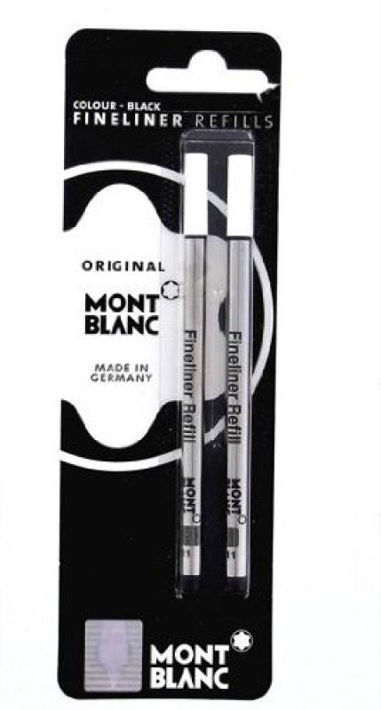 Montblanc O21377 Marker Refill(Black)