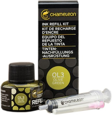 Chameleonuk CT9013 25 ml Marker Refill(Green)