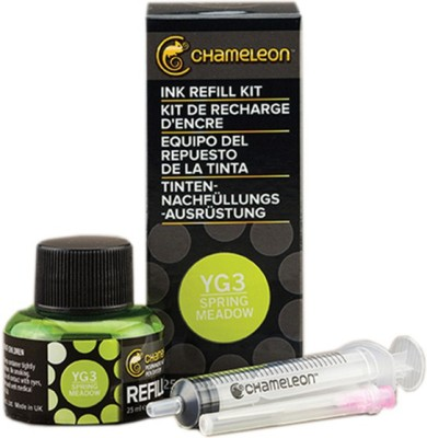 Chameleonuk CT9005 25 ml Marker Refill(Green)