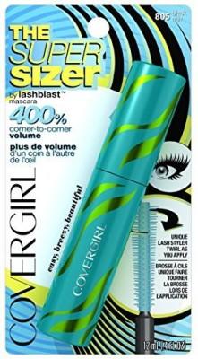 COVERGIRL Super Sizer By Lashblast Mascara Black 805 Black 12 ml