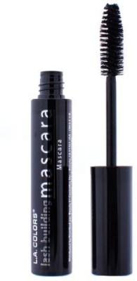 LA Colors Lash Building Extreme Volumizing Mascara 0.25 oz Black