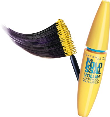 Maybelline Volum Express Colossal Waterproof Mascara 10 ml(GLAM BLACK)
