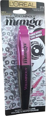 L,Oreal Paris Voluminous Miss Manga Mascara 8.1 ml