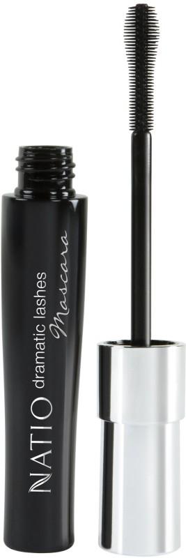 Natio Dramatic Lashes Mascara 10 ml(Black Rose)