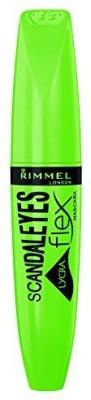 Rimmel Scandals Lycra Flex Mascara Black 001 Black 12 ml