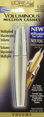 L,Oreal Paris Voluminous Million Lashes Waterproof Mascara 9.5 ml