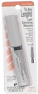 Physicians Formula To Any Lengths Lash Extending Mascara Blackbrown 7.5 ml