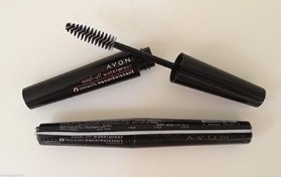 Avon Wash-Off Waterproof Mascara -Black 6 ml