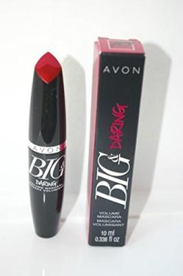 Avon Big Daring Volume Mascara Blackest Black 10 ml