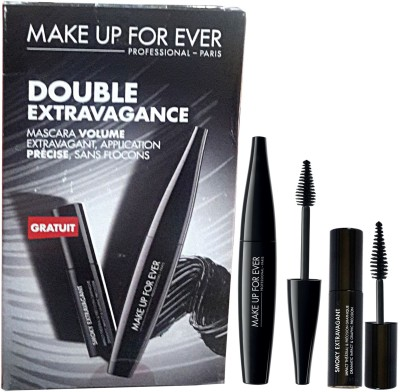 Make Up For Ever Double Extravagance Volume Mascara Set 11 ml