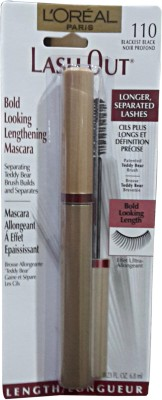 L,Oreal Paris Lash Out Bold Looking Length Mascara 6.5 ml