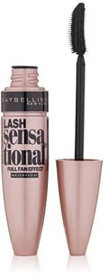 Maybeline New York Lash Sensational Black Pearl Waterproof Mascara 9 ml