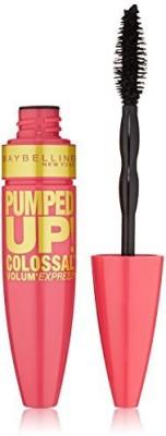 Maybeline New York Volum, Express Pumped Up Colossal Washable Mascara 9.8 ml