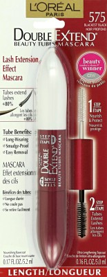 L,Oreal Paris Double Extend Beauty Tubes Mascara 10.2 ml