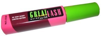 Maybeline New York Great Lash Limited Edition So Very Berry Mascara GREAT LASH 12.7 ml