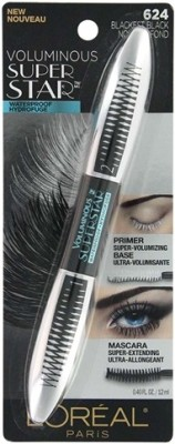L,Oreal Paris voluminous super star waterproof mascara 12 ml