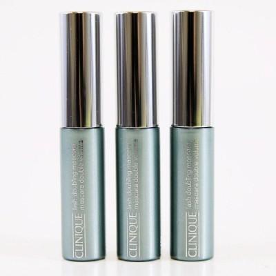 Clinique Lash Doubling Mascara Black /3 4Ml3 3.4 g