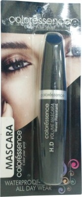 Coloressence Mascara - Water Proof 15 ml(Black)