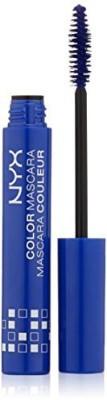 NYX Cosmetics Color Mascara Blue 9 ml