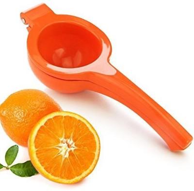New Star Foodservice 42863 Enameled Aluminum Orange Squeezer Masher