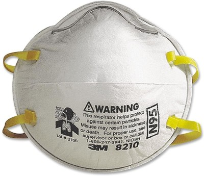 3M 8210 N95 Pack Of 50 Mask