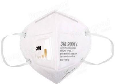 3M 9001V Mask and Respirator