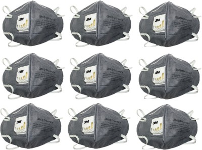 3M Pollution Mask 9004GV Pollution Mask Mask and Respirator