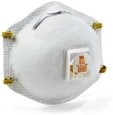 3M Pollution Mask 8511VV Mask and Respirator