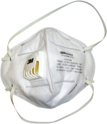 3M Blazon 3m blazon pack of 8 mask and respirator 9004v Mask and Respirator