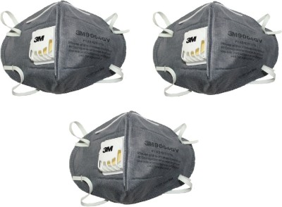 3M Pollution Mask 9004 Pollution Mask and Respirator