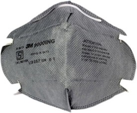 AREX 3M 9000ING DUST / MIST RESPIRATOR MASK PACK OF 3 Mask and Respirator