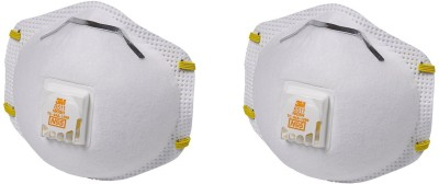 3M Pollution Mask 8511White Mask and Respirator