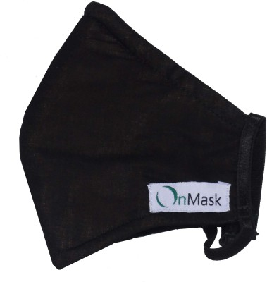Onmask Black (Large) Mask and Respirator
